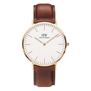 Daniel Wellington Classic 40mm St. Mawes Watch NWT